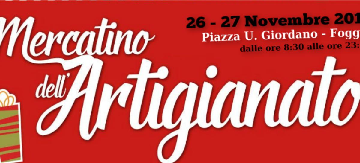"""Foggia, prima edizione dè """"Artigianando-LAB"""" – 26 e 27 Novembre"""