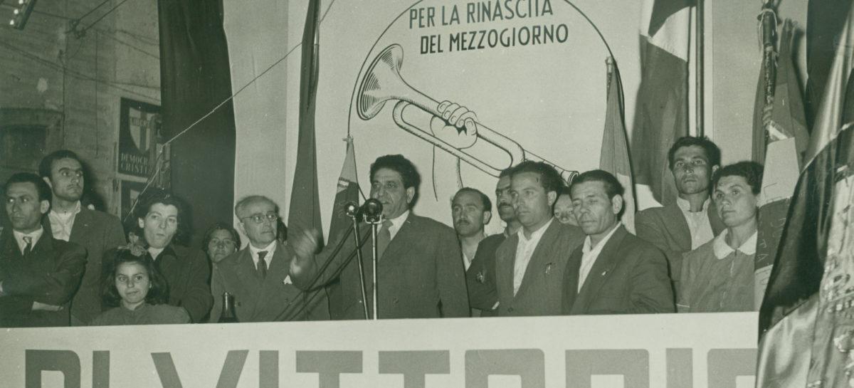 Quel giorno di 59 anni fa, ma Di Vittorio non è soltanto un ricordo