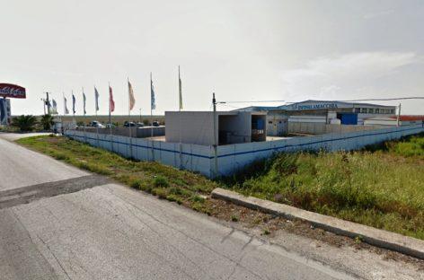 Stop al deposito, Zapponeta collegata alla rete nazionale Gas Metano