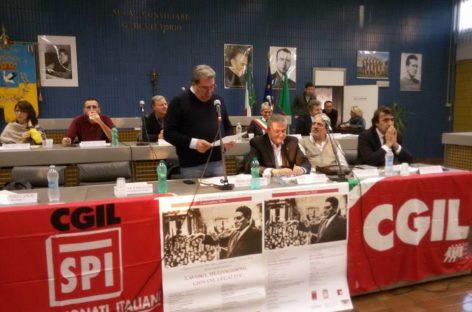 Omaggio a Di Vittorio, Cerignola e Foggia rispondono alla grande