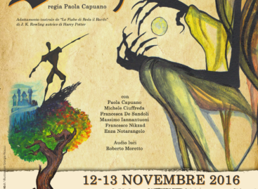 Teatro dei Limoni: I racconti di Silente – Merende da Favola – 12 e 13 Novembre