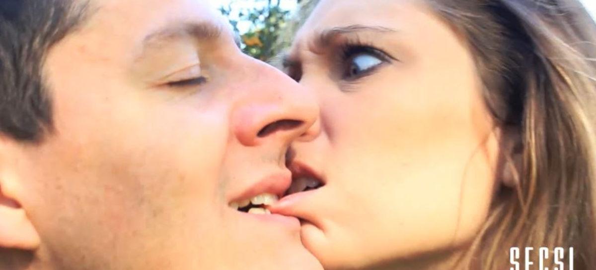 Il garganico Berardino Iacovone e tutti i baci che non vorresti in un video