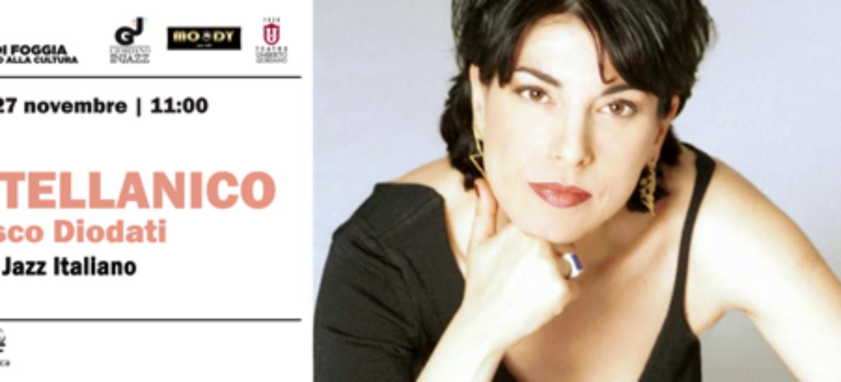 ADA MONTELLANICO Wandering Duo – Il Jazz Italiano | GIORDANO IN JAZZ