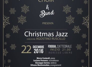 CHRISTMAS JAZZ GIOVEDÌ IN CATTEDRALE – 22 Dicembre