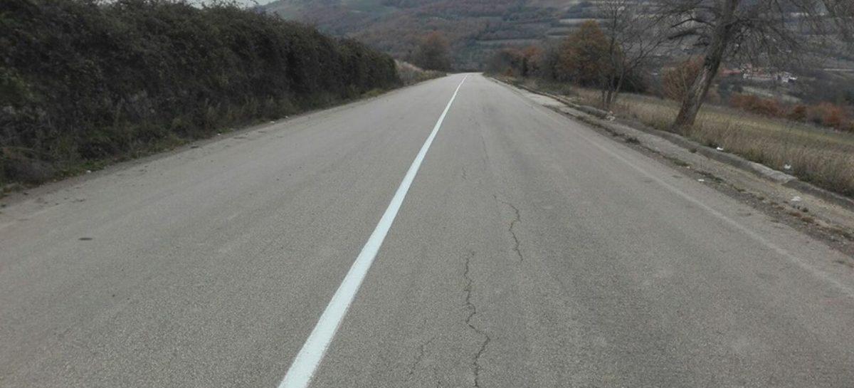 Orsara, nuovi lavori sulle strade comunali