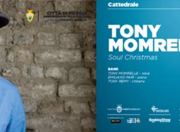 TONY MOMRELLE in Cattedrale @ GIORDANO IN JAZZ – Martedì 20 dicembre