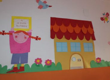 """I bambini dell'IC di Carpino alla Comunità riabilitativa psichiatrica """"Le Pleiadi"""" per gli auguri Natale"""