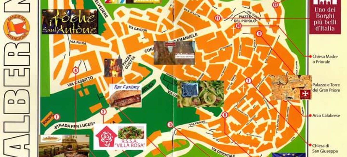 Alberona, l'arte prende fuoco per Sant'Antonio