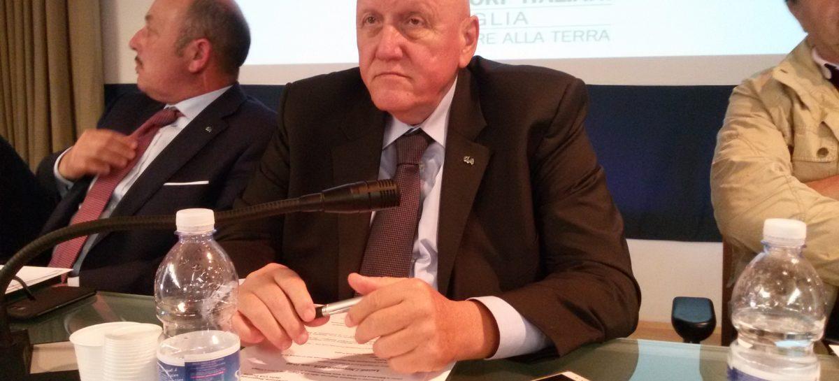 """CIA PUGLIA, """"ANNO DECISIVO PER L'AGRICOLTURA PUGLIESE: QUESTE LE SFIDE"""""""