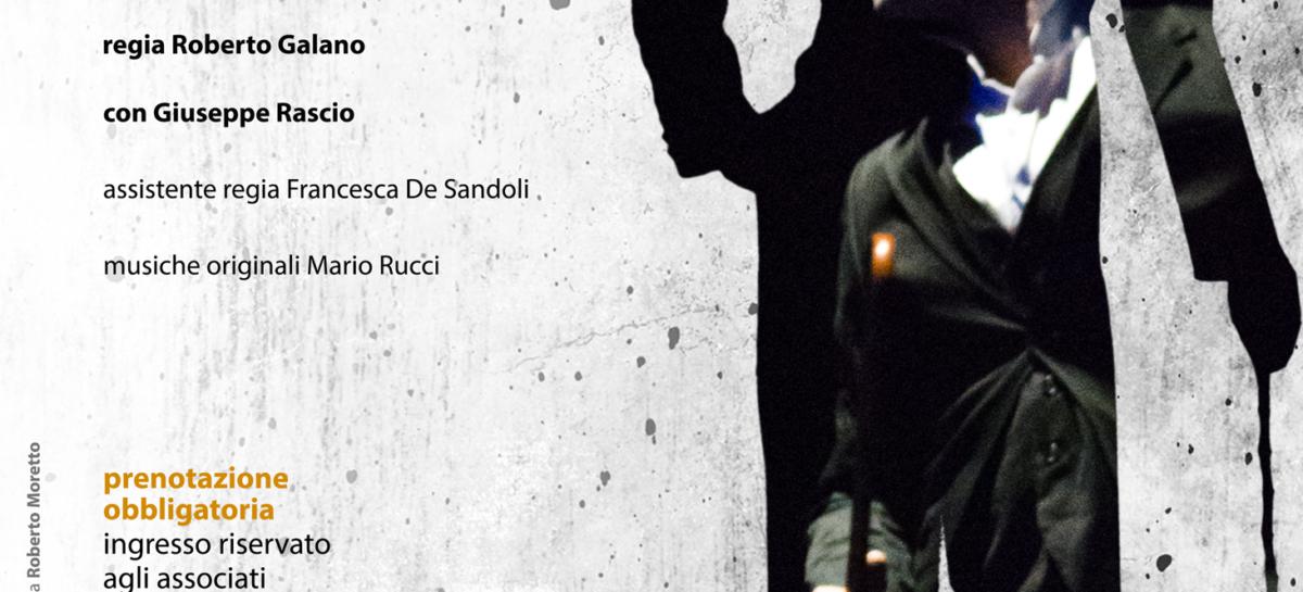 "Foggia, Teatro dei Limoni: ""to be or not to be Chaplin"" in scena al TdL – 28 e 29 Gennaio"