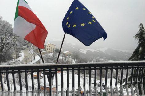 """Neve su Alberona: """"Siamo al lavoro per ridurre i disagi"""""""