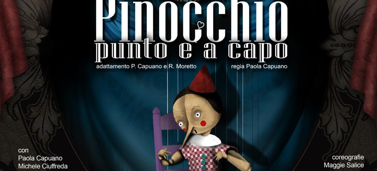 """TeatrodeiLimoni : Torna in scena un grande successo del TdL: """"Pinocchio, punto e a capo""""!"""