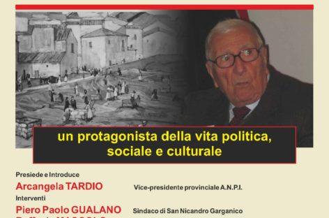 San Nicandro Garganico ricorda Raffaele Mascolo – 21 Gennaio