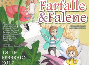 "Teatro dei Limoni, ""Farfalle&Falene"" – Merende da Favola – 18/19 Febbraio 2017"