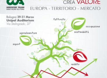 Parla pugliese la Conferenza economica di Cia Agricoltori Italiani