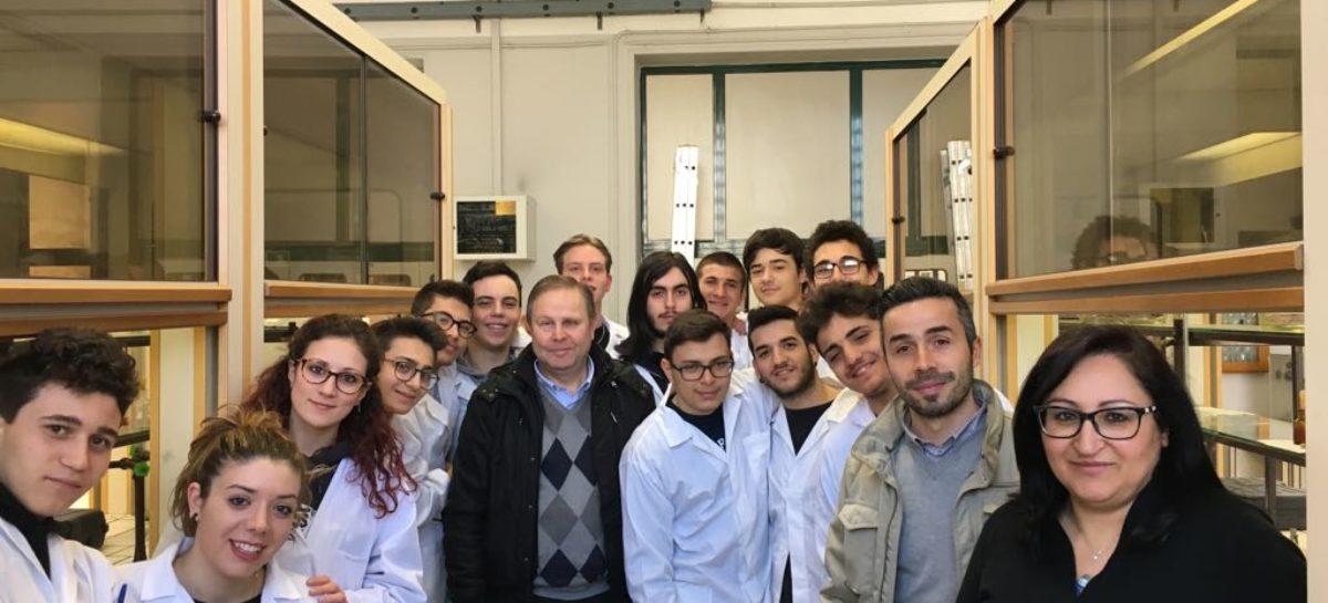 """Foggia, l'Altamura-Da Vinci a scuola di """"filiera corta"""""""