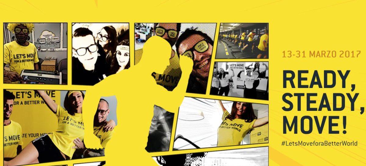 FOGGIA, IN PALESTRA GRATIS CONTRO L'OBESITA': la campagna Let's move for a better world