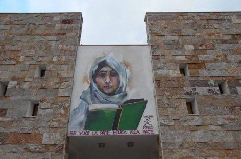 L'8 marzo 2017 l'Amministrazione Comunale di Monteleone di Puglia (FG) conferisce ad Angelica Romano il 2^ premio di donna impegnata per la pace e la nonviolenza