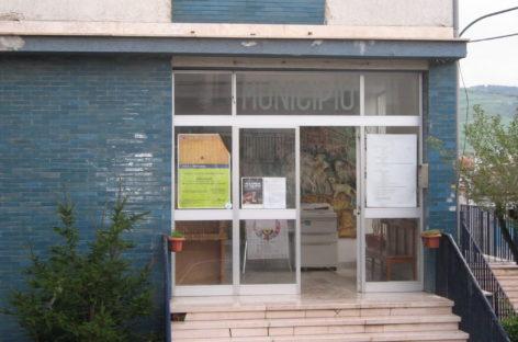 ORSARA, RISTRUTTURAZIONE PER IL MUNICIPIO: GLI UFFICI SI TRASFERISCONO IN VIA PONTE CAPO