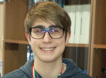 Salvatore Santolupo, il campione di matematica orgoglio di Orsara