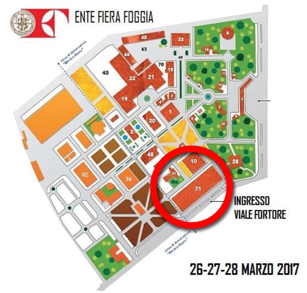 Con gate gusto foggia canta i pooh e mangia vegano for Fiera monaco marzo 2017