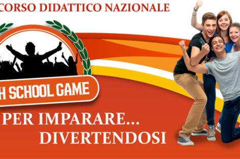 CONCORSO SCOLASTICO NAZIONALE HIGH SCHOOL GAME: finale provinciale FOGGIA