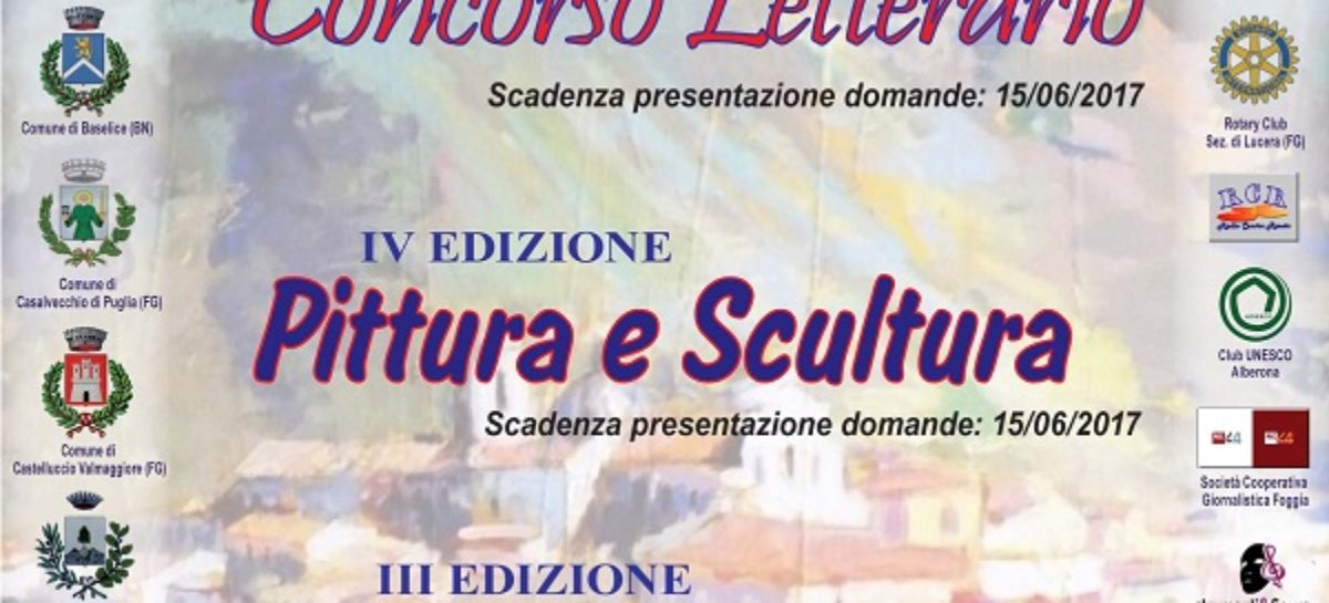 Dal Lupo 5mila euro per raccontare Lucera e Monti Dauni