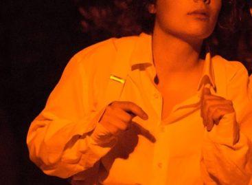 """""""SCHIENA DRITTA"""".  Domani allo Skantinato 58 Lucia Amoruso con un racconto poetico sulle contraddizioni del nostro sud"""