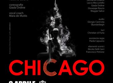 """""""Chicago"""", il musical in scena al Teatro Giordano – 9 Aprile"""