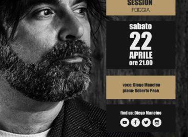 Diego Mancino in concerto al TdL – 22 Aprile 2017