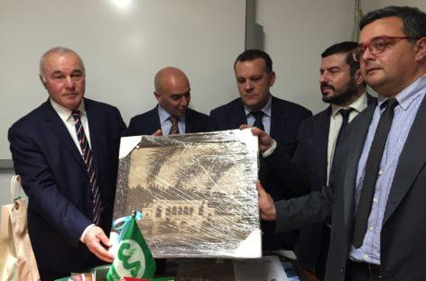 Puglia e Abcasia pronte alla cooperazione sotto la bandiera CIA