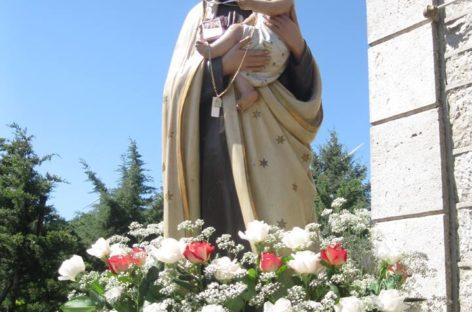 Monteleone di Puglia: Solenni festeggiamenti in onore della Beata Vergine del Carmine – 28 Maggio