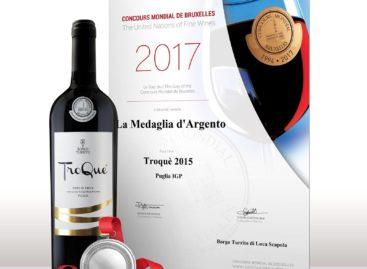 Foggia vince col vino: Nero di Troia sbanca al Mondial de Bruxelles