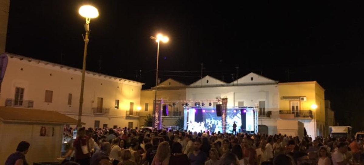Foggia, le immagini di Borgo en rose: grande festa all'Incoronata