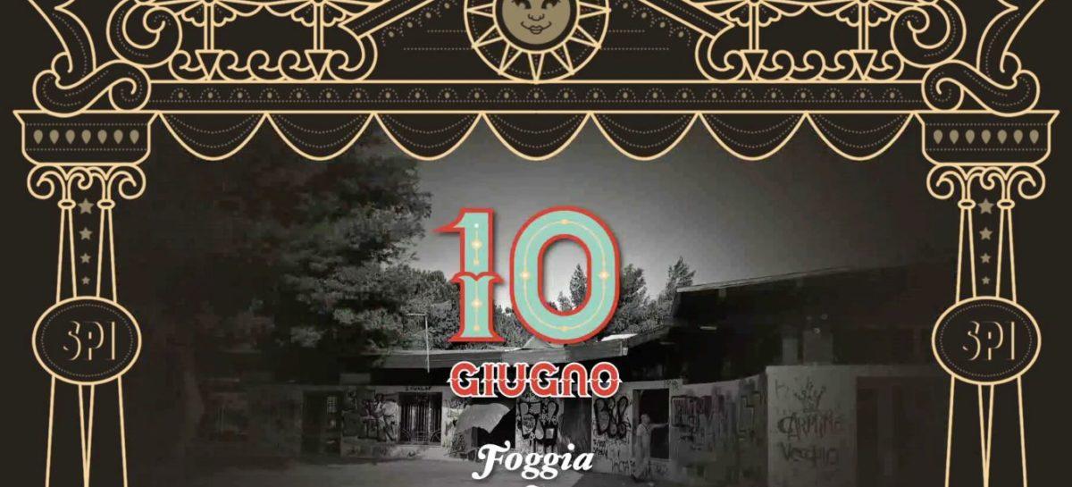 """Foggia, al parco c'è """"Carosello"""": il 5 giugno la presentazione"""