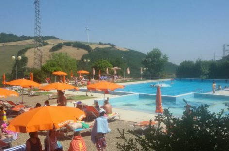 Alberona, riapre il Villaggio Arancione: l'estate in piscina