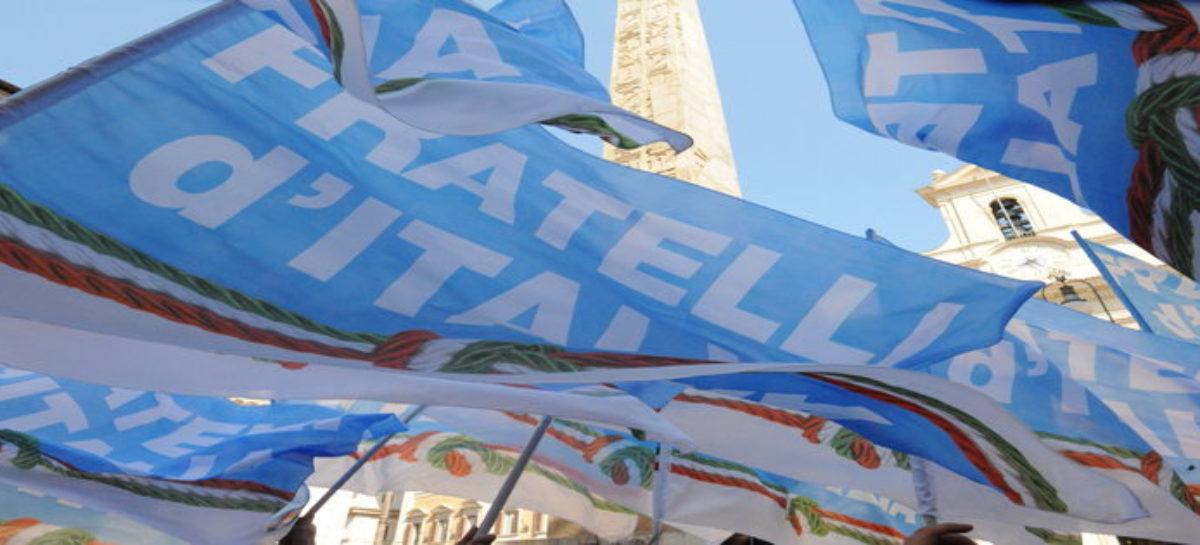 Cerignola: FDI, da un pugno di voti in più a cumuli di rifiuti. L'emblema del fallimento