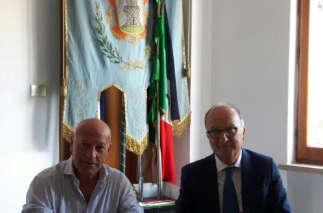 Firmato protocollo d'intesa tra Agenzia Regionale del Demanio e Comune di Peschici