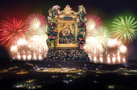 Mattinata si prepara a festeggiare la Madonna della Luce