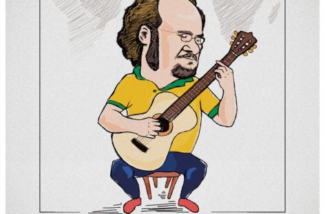 "Pierluigi Vannella presenta ""CARINHOSO"" allo Skantinato 58"