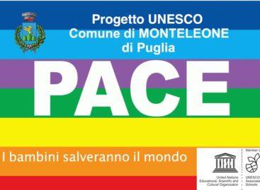 Consegna Premio Nesi 2017 al comune di Monteleone di Puglia