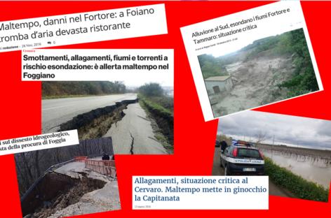 Dalla  Gestione alla Prevenzione dell'Emergenza Idrogeologica