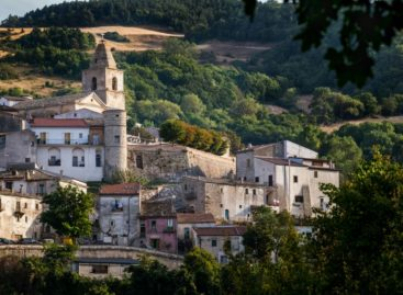 "Alberona tra ""I Borghi più belli del Mediterraneo"""