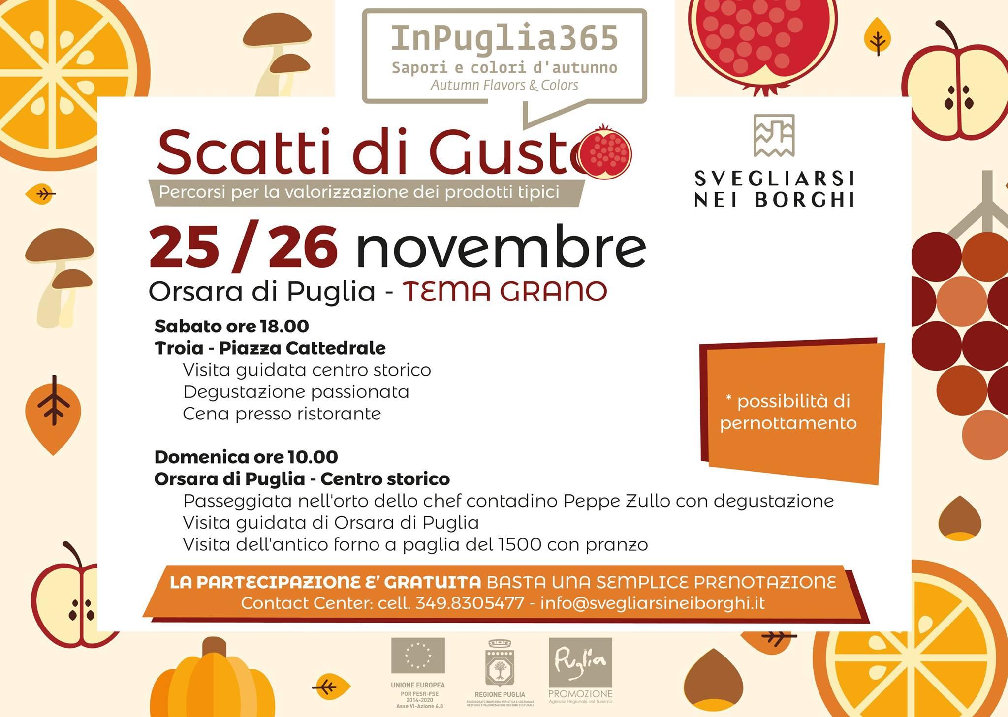 Una domenica di sapori a Orsara di Puglia