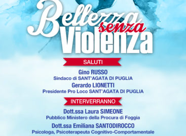 Bellezza senza violenza, istituzioni contro la violenza