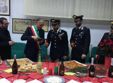 Eccolo il Presidio Carabinieri di Alberona