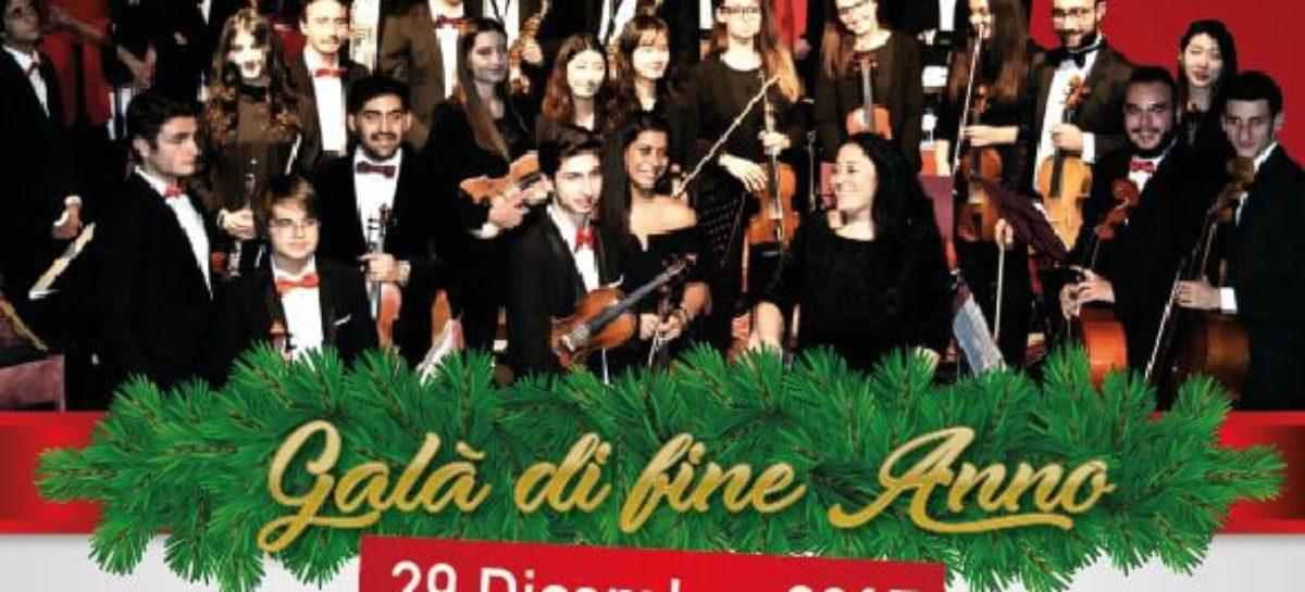 l Teatro Giordano galà di fine anno dell'Orchestra OttavaNota