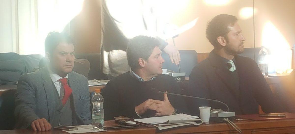 """Pasquale Cataneo, Giuseppe Pertosa e Nicola Russo a Landella: """"non si gestisce così il rapporto politico e la Città"""""""
