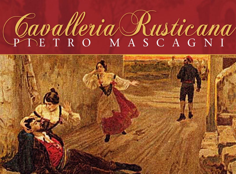 Domenica a Cerignola Cavalleria Rusticana