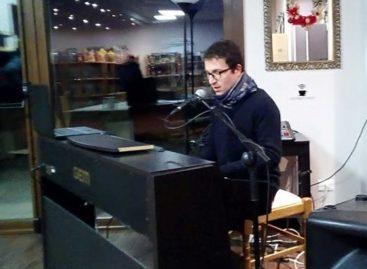 Troia, domani sera a Skantinato58 si inizia l'anno in musica con il debutto di un giovane cantautore